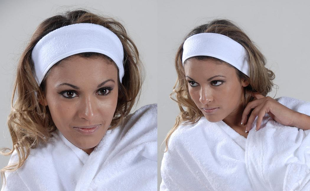 Headband Toweling